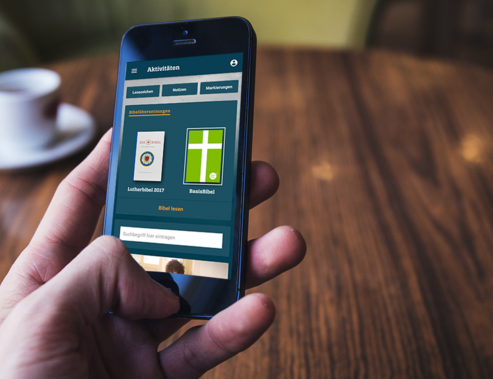 The Luther Bible 2017 is available for free. / German Bible Society,