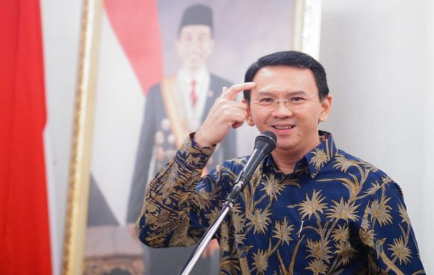 Basuki Tjahaja Purnama, Former Governor of Jakarta, was convicted in May 2017 for charges of blasphemy. Photo: Instagram/@basukibtp.,