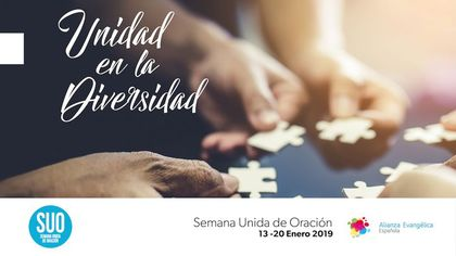 The Spanish Evangelical Alliance has created this year materials.