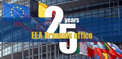 25 years of EEA Brussels office.