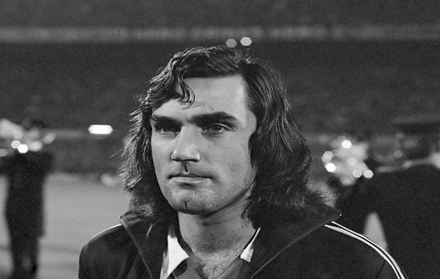 George Best. / Wikipedia.,