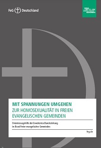 Document on homosexuality issued by FEG Deutschland on January 2019.