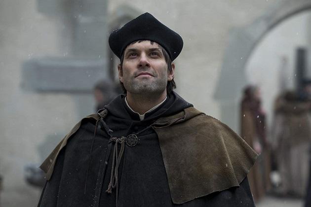 Maximilian Simonischek plays Ulrich Zwingli.,