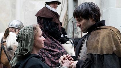 A scene of the film Zwingli.