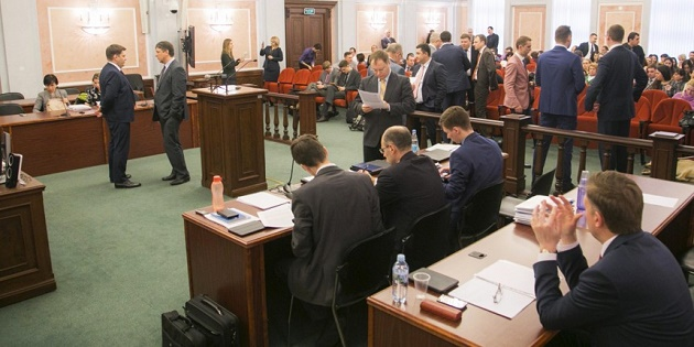 The Russian Supreme Court illegalised the Jehovah's Witnesses in 2017. / MT