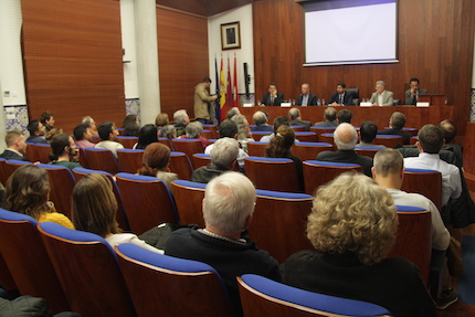 The first day of the meeting took place at the University of Murcia. / J.Soriano