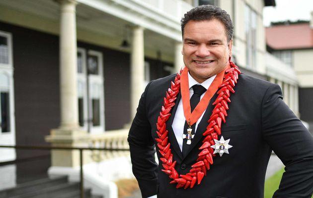 Michael Jones. / Auckland Rugby Union.,
