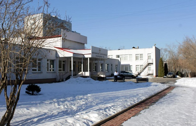A view of the Moscow Baptist Theological Seminary, in Moscow. / Photo: SDgszdfgdf, Wikimapia,