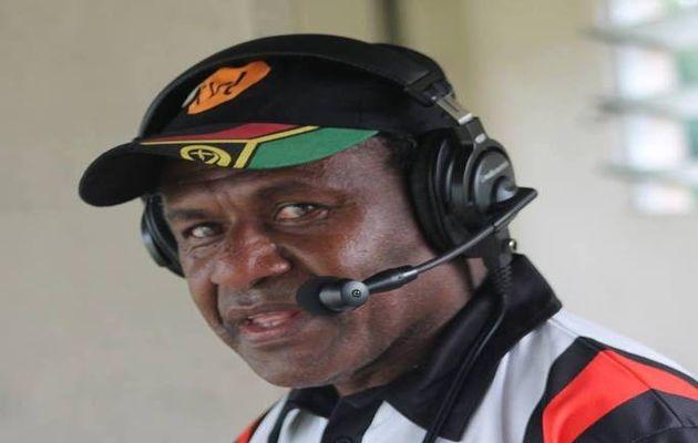 Harry Atisson./ Vanuatu Football Federation Facebook.,