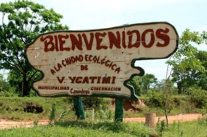 Goddard had been working with natives for more than 25 years . / Municipality of Villa Ygatime.