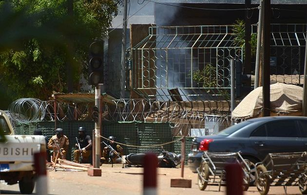 Unidentified gunmen killed at least six people, at a Protestant church in northern Burkina Faso on Sunday./ Photo: South African News.,