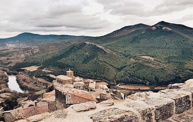 A village in the northern region of Navarra. / Cecilia Rodríguez, Unsplash CC0,