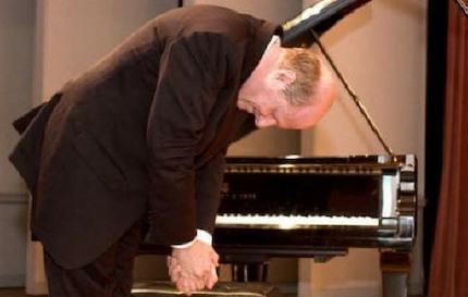 Rotman after a concert in Cork, Ireland. /Sam Rotman website