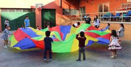 Activities for children. / BNLugo
