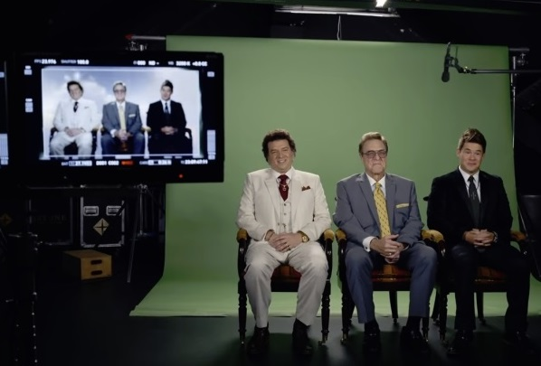 A promotinoal image of the new HBO series The Righteous Gemstones. / HBO,