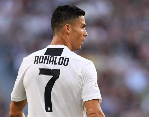 Cristiano Ronaldo. / Wikimedia Commons.,
