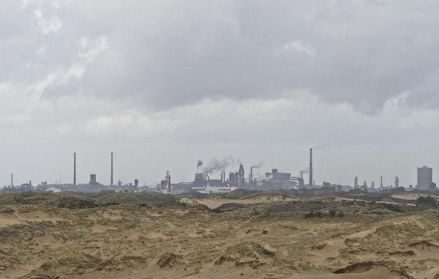 A refinery in Kennemer Duinen national park, Bloemendaal, Netherlands. / Wim van't Einde, Unsplash CC,