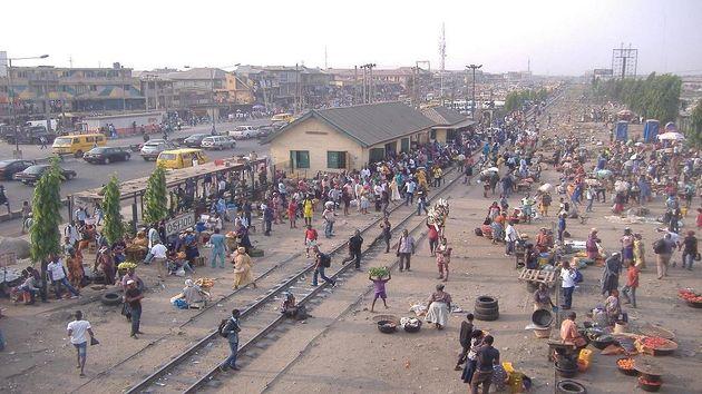 Jos (Nigeria). / Africa news.,
