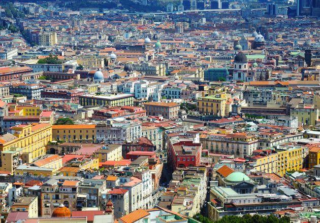 A view of Naples. / Montse Monmo, Unsplash CC0,