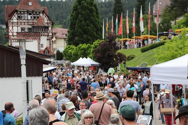 An image of the 2019 Pentecost Mission Festival in Liebenzell. / Photo: Liebenzeller Mission,