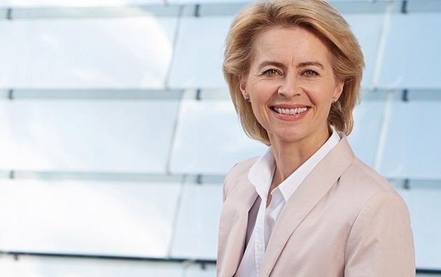 Ursula von der Leyen is expected to become the next President of the European Commission. / Website U. van der Leyen,