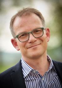 Reinhardt Schink, Secretary General of the German Evangelical Alliance.