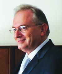 George Kaloterakis, President of the Greek Evangelical Alliance.