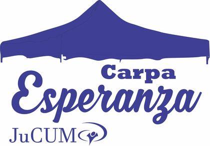 Carpa Esperanza logo.