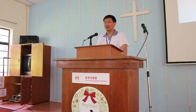 Pastor John Cao. / ChinaAid.,