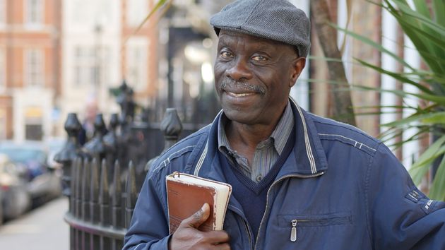 Christian street preacher Oluwole Ilesanmi. / Christian Concern.,