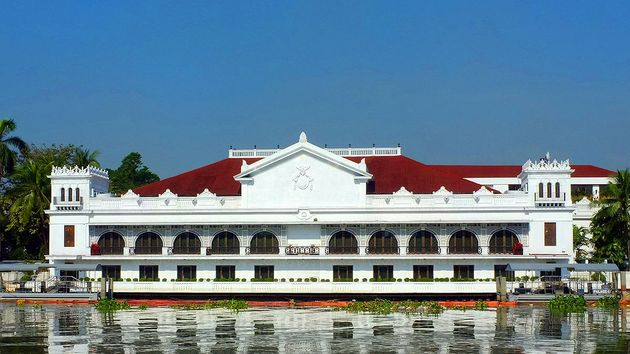 Malacañang Palace, official residence of the president of the Philippines. / Wikipedia, CC,