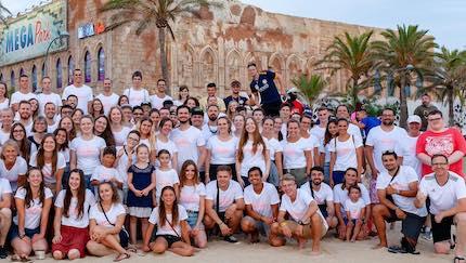 The Reach Mallorca team. / Reach Mallorca