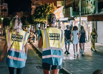 Reach Mallorca also works with Street Angels. / Reach Mallorca
