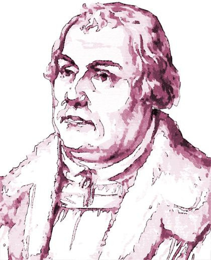 The German Reformer, Martin Luther, embraced a Roman view of baptism.