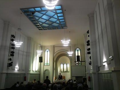 An image of the church building of Terol street today. / Asamblea de Hermanos de Gracia