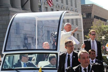 Pope Francis has frequently appealed to John 17:21 to support the ecumenical aims of Rome.