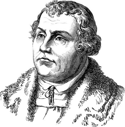 The German Reformer Martin Luther made clear that Christianity depends upon truth assertions. / Pixabay.
