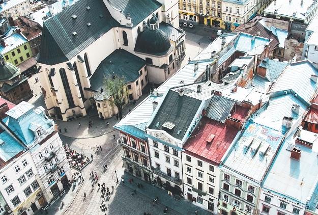 Lviv, Ukraine. / Photo: John Mark Smith (Unsplash, CC),