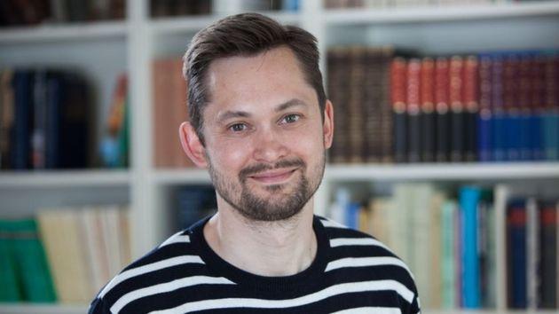 Mikael Laursen, General Secretary of FrikirkeNet. / FrikirkeNet.,