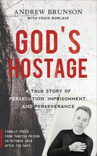 Andrew Brunson has published a book about his imprisonment. .