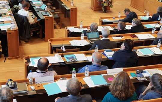 2019 Autumn assembly of the SEK, in Bern. / SEK, N. Rauscher,
