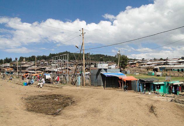 Debark, Ethiopia. / Bernard Gagnon, Wikimedia Commons.,