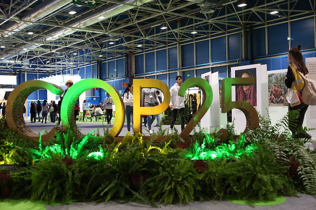 The UN Climate Summit, COP25, is held in Madrid. / Ministerio Transición Ecológica, Flickr (CC 2.0),