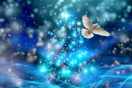 Without the Holy Spirit, the incarnation would have been impossible./ Pixabay.