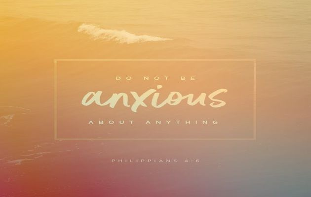 Philippians 4:6, the most popular Bible verse of 2019, / Youversion. ,