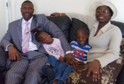 Pastor Diya is survived by his wife and another daughter. / Facebook.