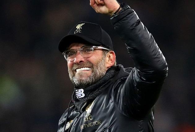 Football manager Jürgen Klopp. / Facebook Liverpool FC,