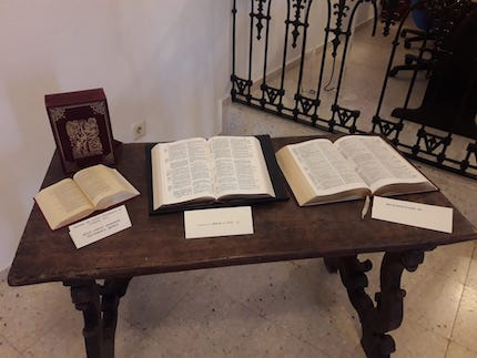 Facsimiles of the Bear Bible. / Emilio Monjo