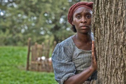 Actress Cynthia Erivo is Harriet Tubman. / Harriet official site.