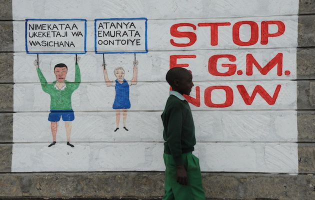 each year more than 3 million girls are at risk of FGM. / World Vision.,
